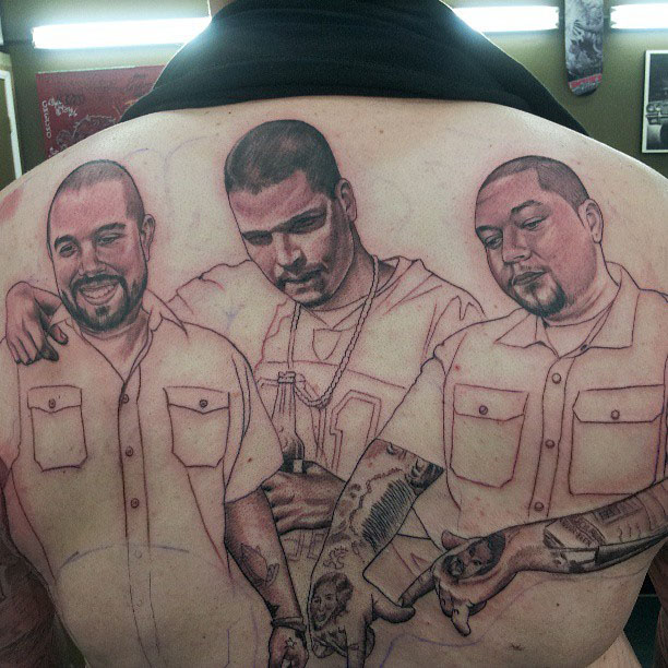Tattoo artwork big checho tattoos for Best tattoo artists in the southeast